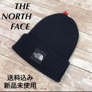 ザノースフェイス(THE NORTH FACE)のノースフェイス カプッチョ リッド ネイビー フリーサイズ  新品未使用(ニット帽/ビーニー)