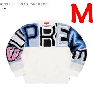 Supreme - Chenille Logo Sweater  Supreme