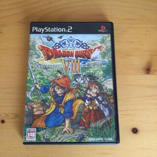PlayStation2 - ドラゴンクエストVIII 空と海と大地と呪われし姫君 PS2