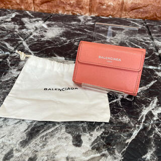 バレンシアガ(Balenciaga)のBALENCIAGA 三つ折財布 コンパクトウォレット バレンシアガ(財布)