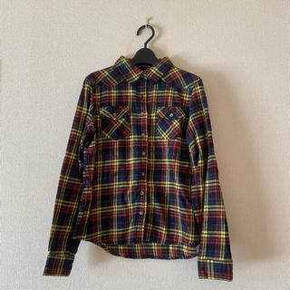 ハートマーケット(Heart Market)のCINEMA チェックシャツ(シャツ/ブラウス(長袖/七分))