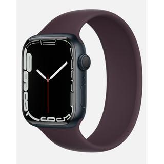 Apple Watch - アップルウォッチ7 Applewatch series7 ミッドナイト セルラー
