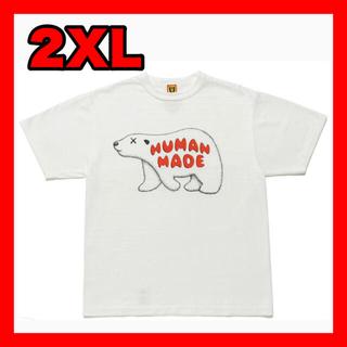 HUMAN MADE T-SHIRT KAWS #7 ヒューマンメイド カウズ(Tシャツ/カットソー(半袖/袖なし))