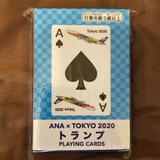エーエヌエー(ゼンニッポンクウユ)(ANA(全日本空輸))のANA 東京2020 トランプ(トランプ/UNO)