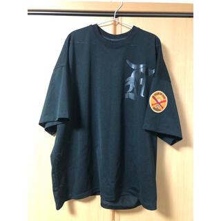FEAR OF GOD - fear of god メッシュ限定カラー mesh tシャツ XLサイズ