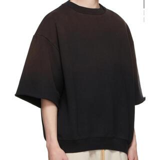 FEAR OF GOD - fear of god overlapped sweatshirt M