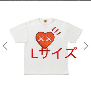 humanmade ×kaws Lサイズ ヒューマンメイド(Tシャツ/カットソー(半袖/袖なし))