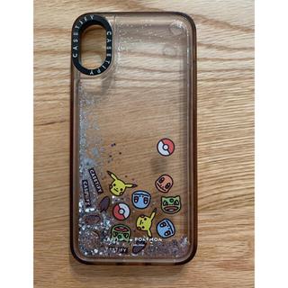ポケモン(ポケモン)のiPhoneXSケース ポケモン CASETIFY(iPhoneケース)