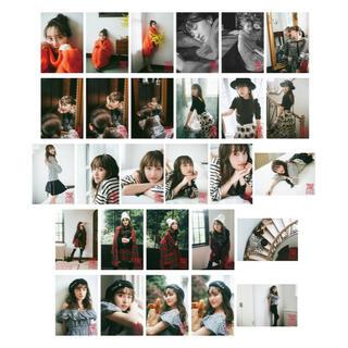 モモイロクローバーゼット(ももいろクローバーZ)の百田夏菜子 ソロコンサート 生写真28種(アイドルグッズ)