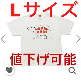 HUMAN MADE KAWS カウズ L T-SHIRT 2点セット(Tシャツ/カットソー(半袖/袖なし))