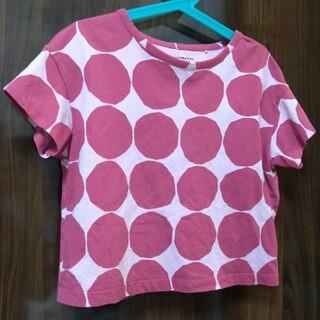 マリメッコ(marimekko)のマリメッコ ユニクロコラボ Tシャツ 110(Tシャツ/カットソー)