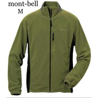 モンベル(mont bell)のモンベル シャミース ライニング ジャケット フリース アウター  アウトドア (マウンテンパーカー)