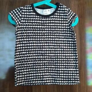 マリメッコ(marimekko)のマリメッコ ユニクロコラボ シャツ(Tシャツ/カットソー)