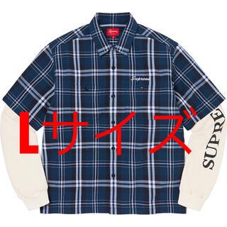 Supreme - Thermal Work Shirt