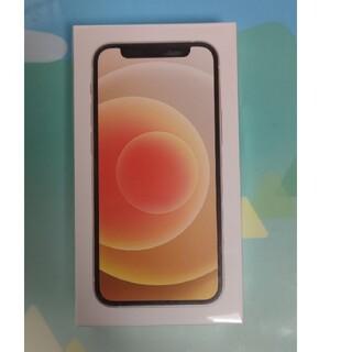 Apple - iPhone 12 mini 64GB ホワイト SIMフリー