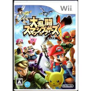 Wii - 【20%引き対象】大乱闘スマッシュブラザーズX[Wii]
