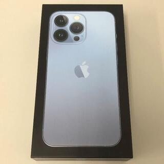 Apple - 新品 iPhone 13 Pro 256GB Blue Simフリー