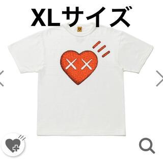 シュプリーム(Supreme)のHUMAN MADE KAWS(Tシャツ/カットソー(半袖/袖なし))