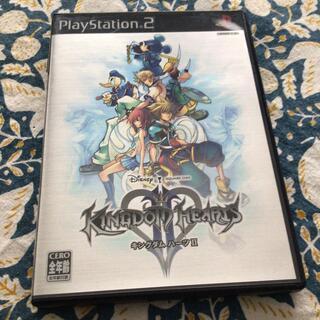 プレイステーション2(PlayStation2)のキングダム ハーツII PS2(その他)