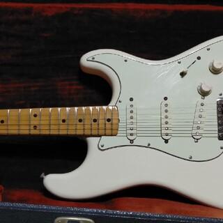 フェンダー(Fender)のFender USA Stratocaster 1979年製 ラージヘッド スト(エレキギター)