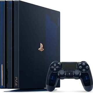 PlayStation4 - PS4 Pro 500 Million Limited Edition
