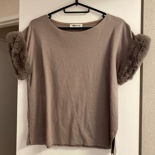 ナチュラルビューティーベーシック(NATURAL BEAUTY BASIC)のNATURAL BEAUTY BASIC 半袖シャツ(シャツ/ブラウス(半袖/袖なし))