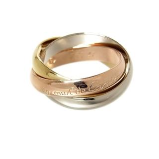 Cartier - カルティエ Cartier トリニティリング リング・指輪 レディース【中古】