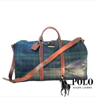 ポロラルフローレン(POLO RALPH LAUREN)のボストンバッグ Polo Ralph Lauren ショルダー紐付き 大容量 (ボストンバッグ)