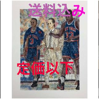 Supreme - madsaki 村上隆 it's miller time 版画