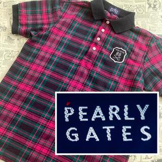 PEARLY GATES - パーリーゲイツ メンズ ポロシャツ