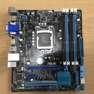ASUS - ASUS Intel B75 Motherboard