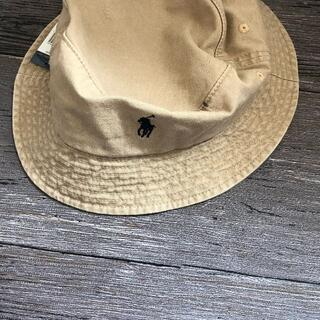 POLO RALPH LAUREN -  ラルフローレン バケットハット 帽子