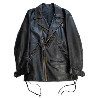 ジョンローレンスサリバン(JOHN LAWRENCE SULLIVAN)のSTAMPS Vintage Leather Jacket(レザージャケット)