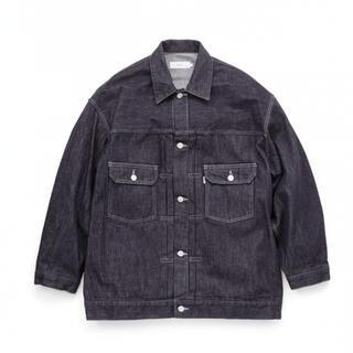 1LDK SELECT - 21ss graphpaper  colorfast denim jacket