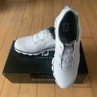 FootJoy - 【値下げ】ゴルフシューズ フットジョイ プロSL 26.5cm 未使用