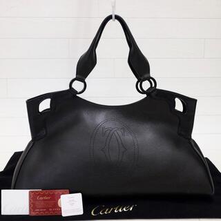Cartier - ☆良品・ギャランティ付☆カルティエ Cartier マルチェロ ハンドバッグ