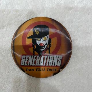 ジェネレーションズ(GENERATIONS)のGENERATIONS 缶バッチ 白濱亜嵐(ミュージシャン)