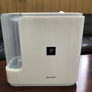 SHARP - シャープ加熱気化式加湿器 HV-G50W
