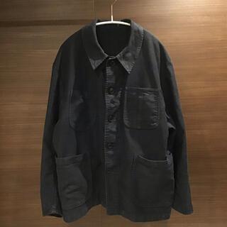 PORTER - 即完売!ポータークラシック フレンチモールスキンジャケット ブラック Mサイズ