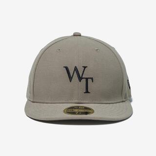 ダブルタップス(W)taps)のwtaps 59FIFTY LOW CAP POLY. TWILL NEWERA(キャップ)