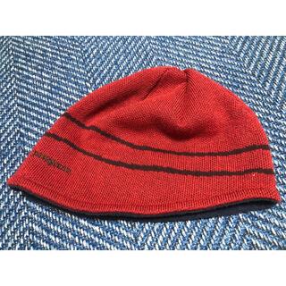 パタゴニア(patagonia)のpatagonia パタゴニア ニット帽 ニットキャップ ビーニー(ニット帽/ビーニー)