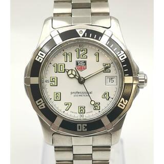 タグホイヤー(TAG Heuer)のTAGHEUER  Wm1211プロフェッショナル 時計(腕時計)