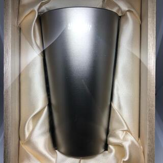 アサヒ(アサヒ)の霞〜かすみ〜TW-5 チタン2重タンブラー 木箱入(タンブラー)