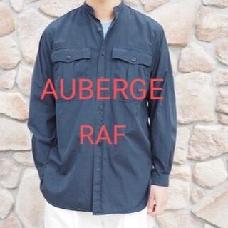 コモリ(COMOLI)の【試着のみ】20SS AUBERGE RAF ユーティリティシャツ(シャツ)
