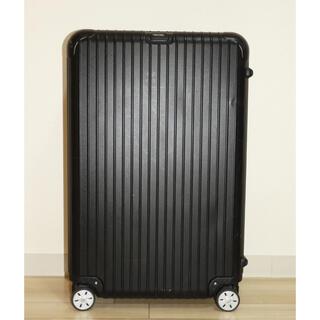 リモワ(RIMOWA)の【使用感有】リモワ 四輪 TSA(トラベルバッグ/スーツケース)