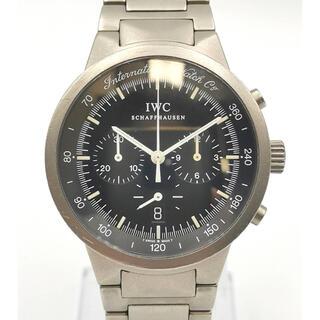IWC - IWC  IW372701 GST クロノグラフ チタン 時計