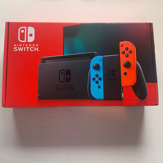 Nintendo Switch - 任天堂 Nintendo Switch 本体 ネオンレッド ネオンブルー