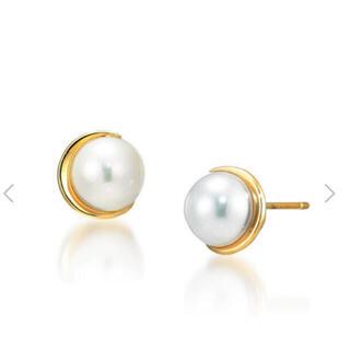 スタージュエリー(STAR JEWELRY)のスタージュエリー  star jewelry K18 アコヤパール ピアス (ピアス)