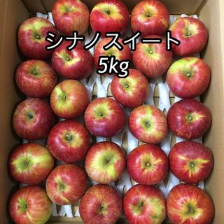 長野県産 シナノスイート 家庭用 5kg