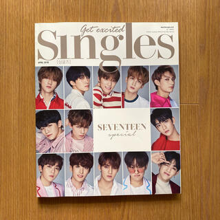 SEVENTEEN - SEVENTEEN Singles 2018.4